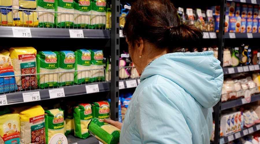 Союз потребителей призывает ввести в стране продовольственные субсидии