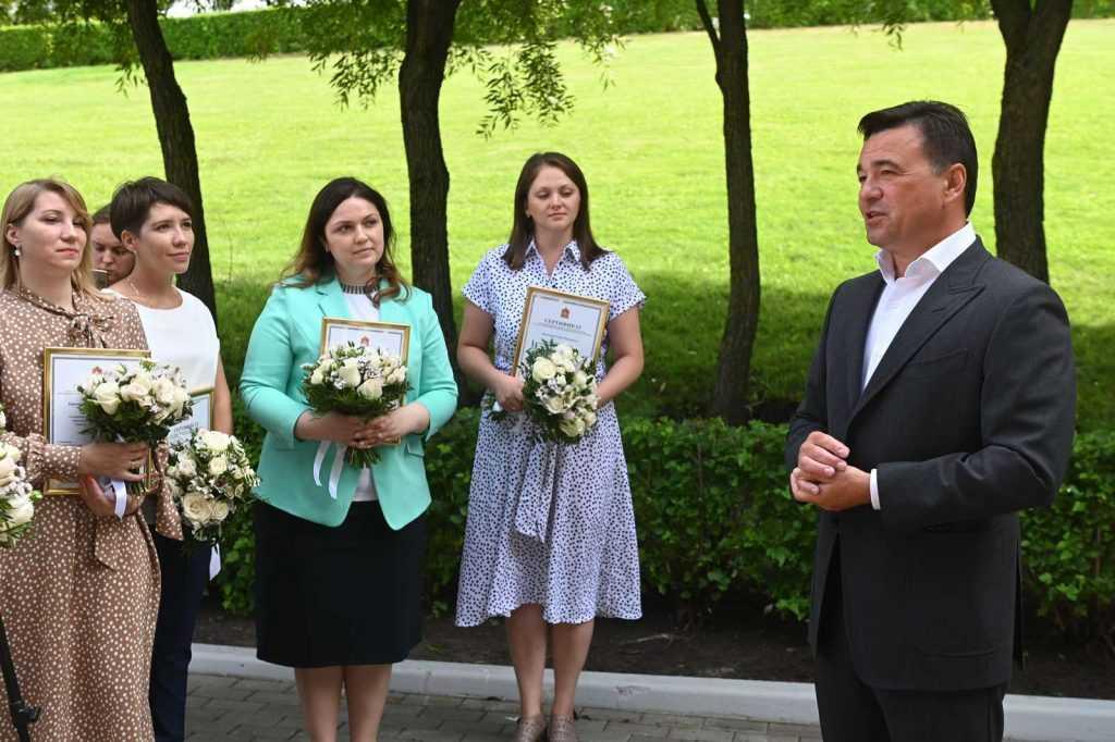 Врачам в Подмосковье выдали сертификаты на льготную ипотеку