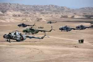 Россия производит дисклокацию войск для учений