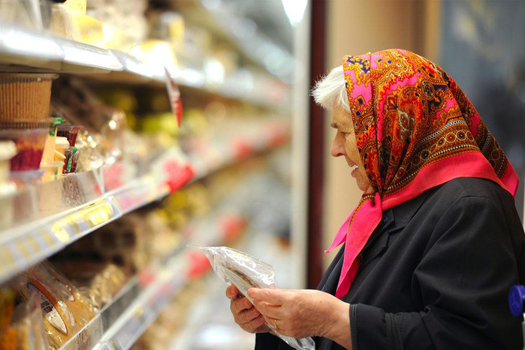 В России призывают к введению продовольственных субсидий