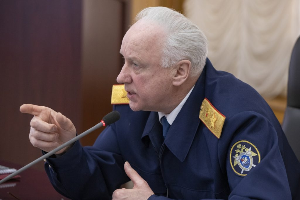 Глава СК России контролирует дело о смерти министра из Амурской области