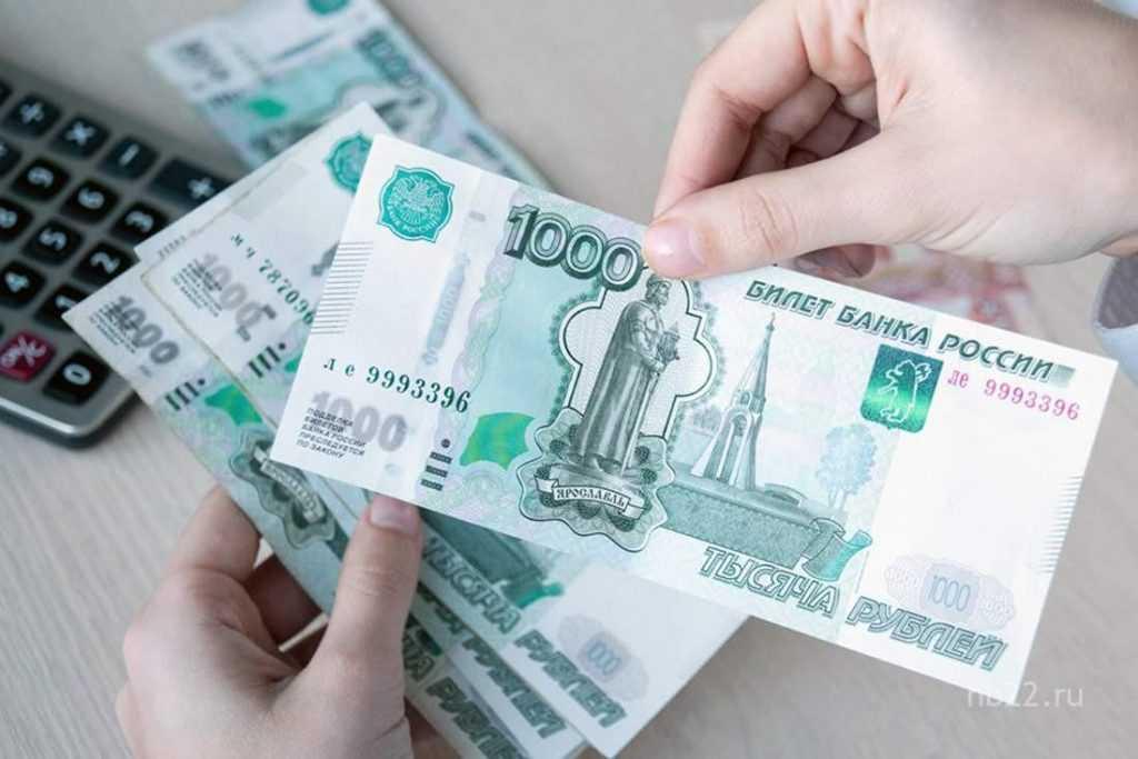 Со следующего года в России увеличат МРОТ