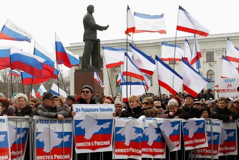 Россия ответила на высказывание Порошенко о скором возвращении Крыма Украине