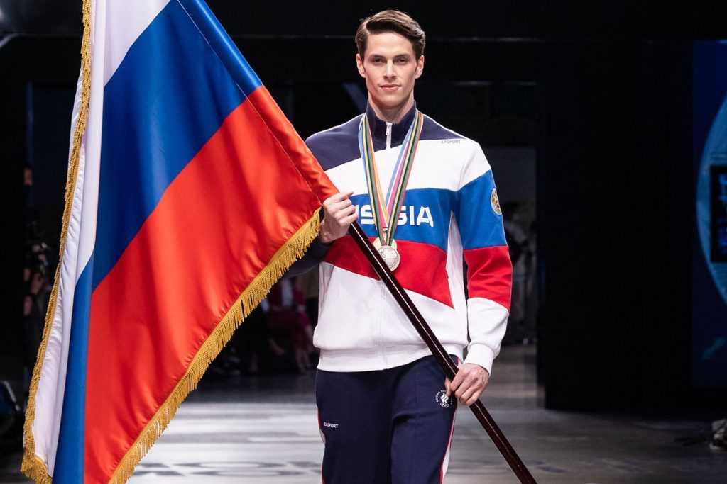 Реакция Захаровой на публикации в западных СМИ про Российскую сборную в Олимпийских играх
