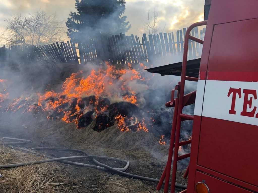 МЧС предупреждает о высокой пожароопасности в Подмосковье