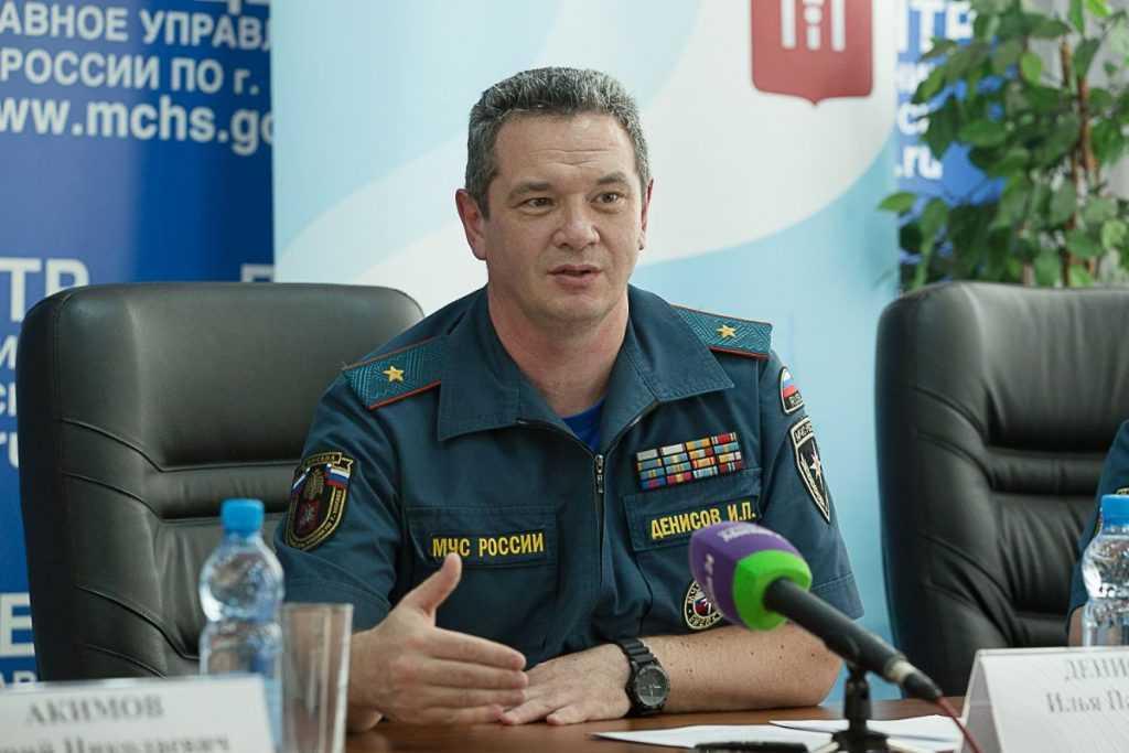 Ситуация с пожарами в Челябинской области