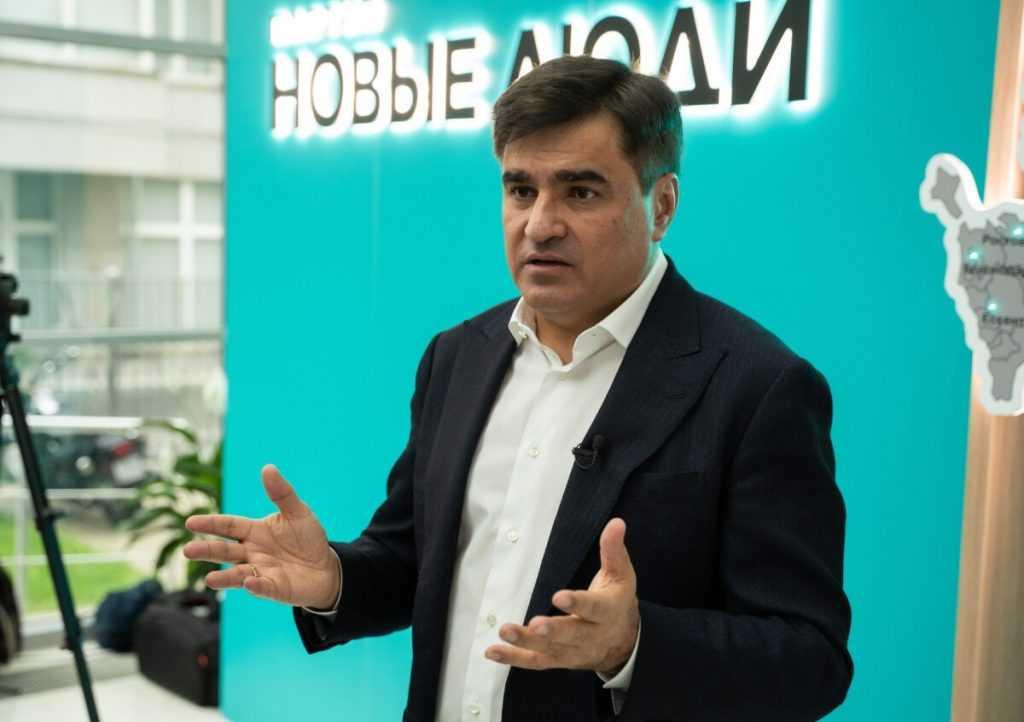 Нечаев и Авксеньева возглавили список «Новых людей» на выборах в Госдуму