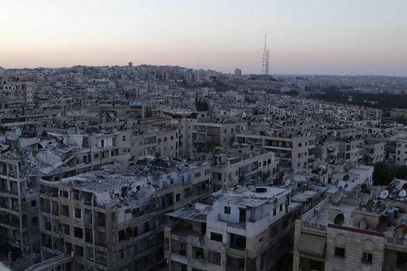 Россия отразила атаку израильских ракет на Сирию