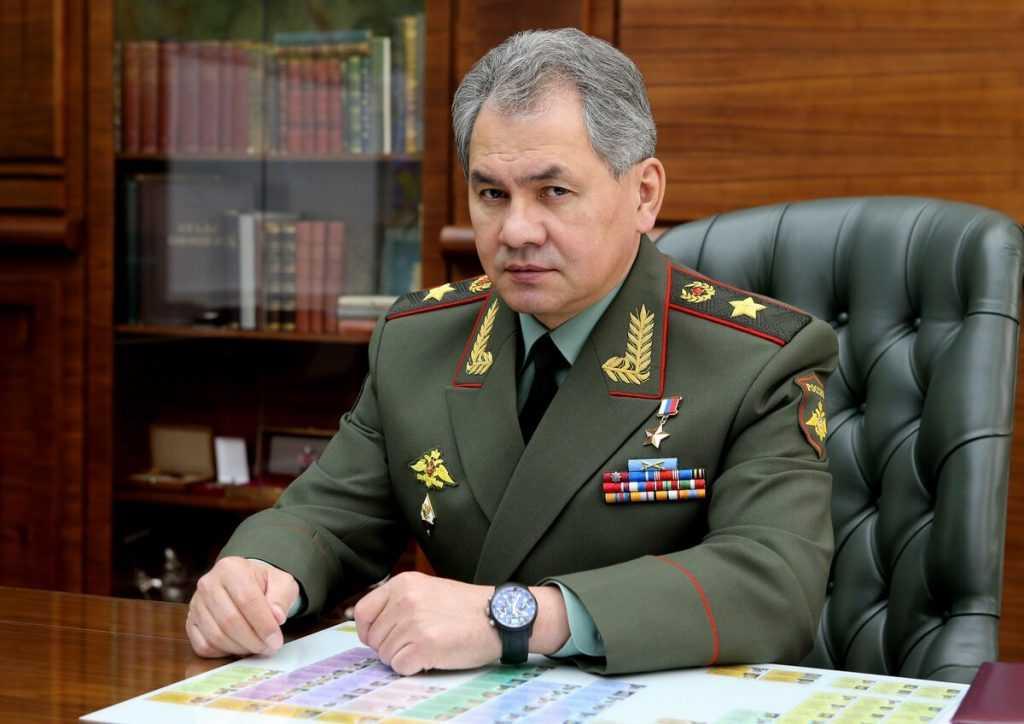 Украинские силовики пригласили Шойгу в Мариуполь