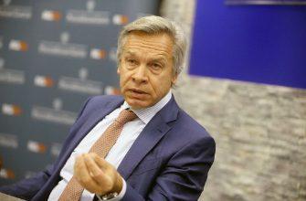 Пушков прокомментировал «газовые фантазии» Украины