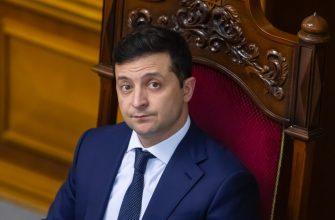 Зеленский заявил, что Крым никогда не будет территорией России