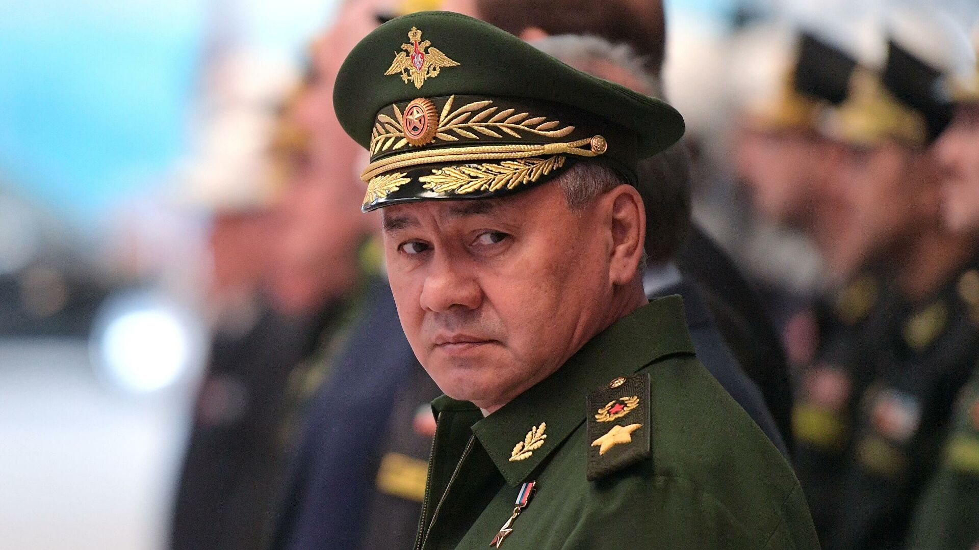 Шойгу рассказал, считает ли он Украину врагом России