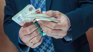 В России зафиксировано рекордное количество коррупционных преступлений
