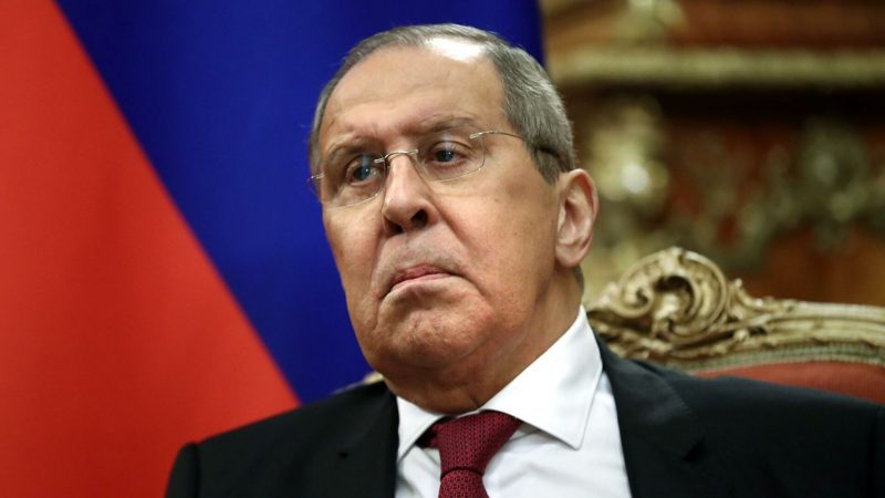 Лавров: Отношения России и ЕС находятся в плачевном состоянии