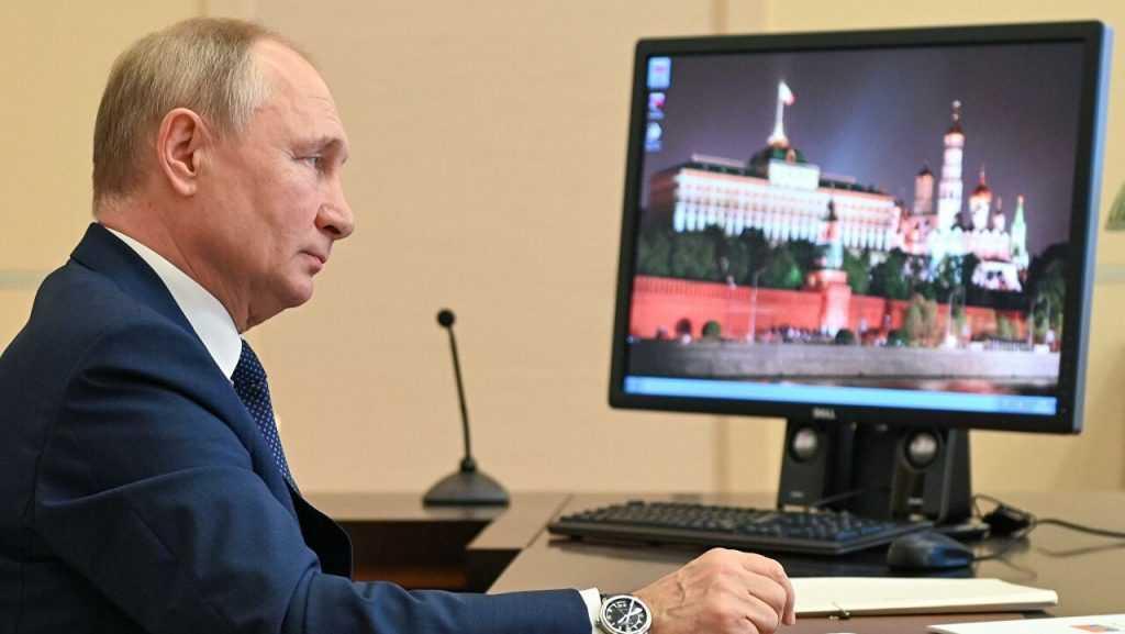 Путин сообщил о ситуации с пожарами в Якутии