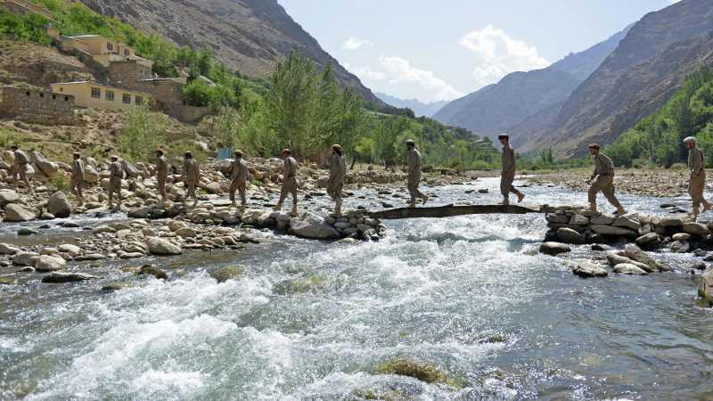 Представитель сил сопротивления Афганистана запросил помощи у РФ