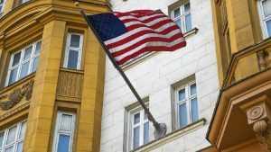 США попросили покинуть страну 24 российских дипломатов