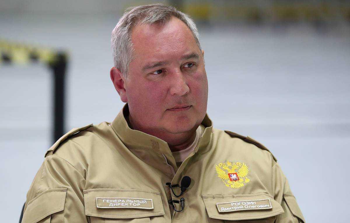 Рогозин заявил, что Россия готова к отражению любого удара, даже в космосе