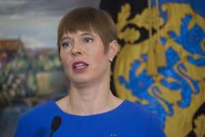 Президент Эстонии придумала еще один способ, чтобы «сдержать Россию»