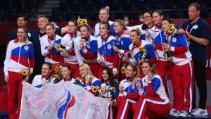 Россия получила 5 место в медальном зачёте на Олимпийских играх