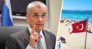 Онищенко считает, что российские туристы не должны отдыхать в Турции