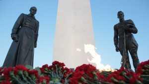 мемориала 100-летия окончания гражданской войны