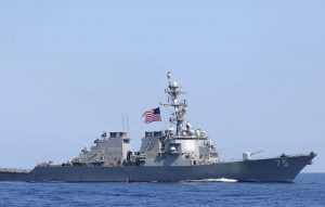 Американский дипломат угрожает России входом в территориальные воды Крыма