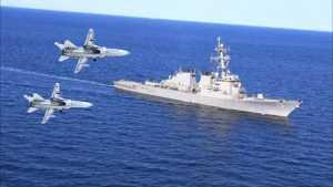 Дипломат США заявил о входе в территориальные воды Крыма