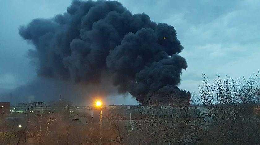 Семь человек после взрыва на химзаводе под Ростовом умерли