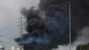 Погибли семь человек после взрыва на химзаводе под Ростовом