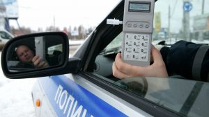 МВД сообщило о новом способе проверки водителей на алкогольное опьянение