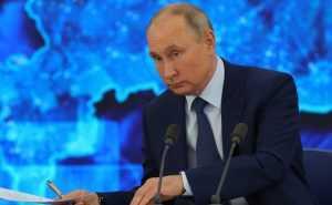Путин поздравил лидера КНДР с Днём Независимости