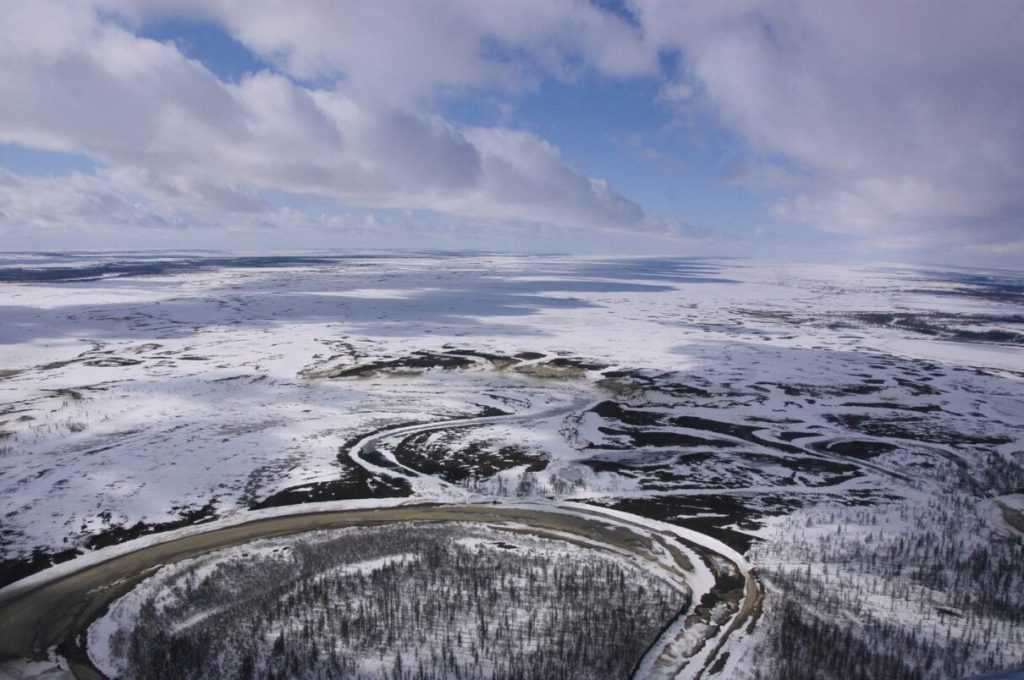 Лабораторию криологии Земли открыли в Ямало-Ненецком округе