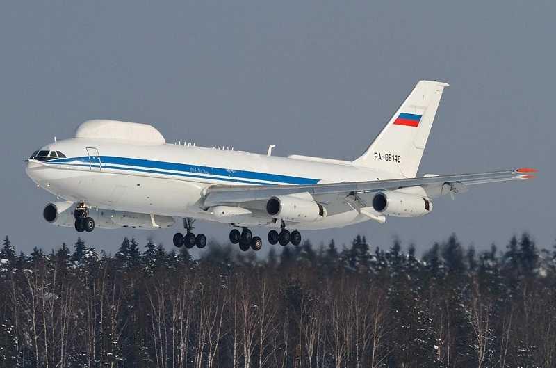 В России ведется разработка нового самолета «судного дня»