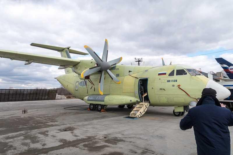 Черный ящик Ил-112 отправили на расшифровку