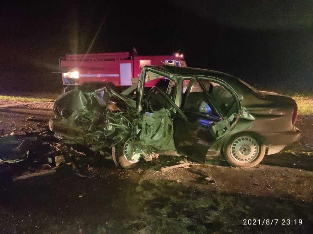 В Казани погиб мужчина в результате столкновения двух автомобилей
