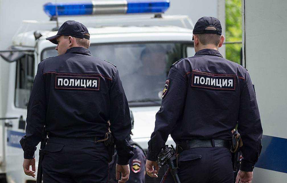 В Москве произошла массовая драка