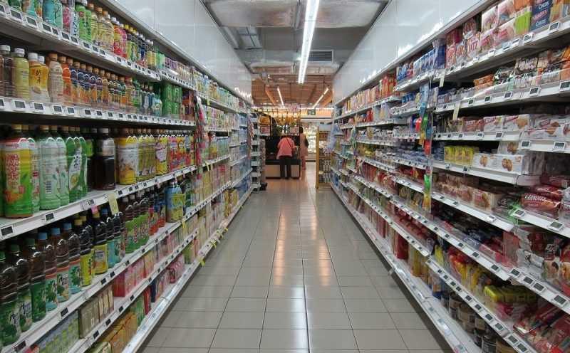В России зафиксирован резкий рост цен на продукты