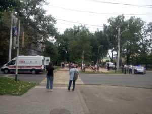 9 человек пострадало в аварии в Ставрополе