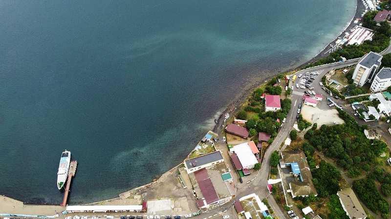 «Роскосмос» сделал снимок места разлива нефти в Черном Море