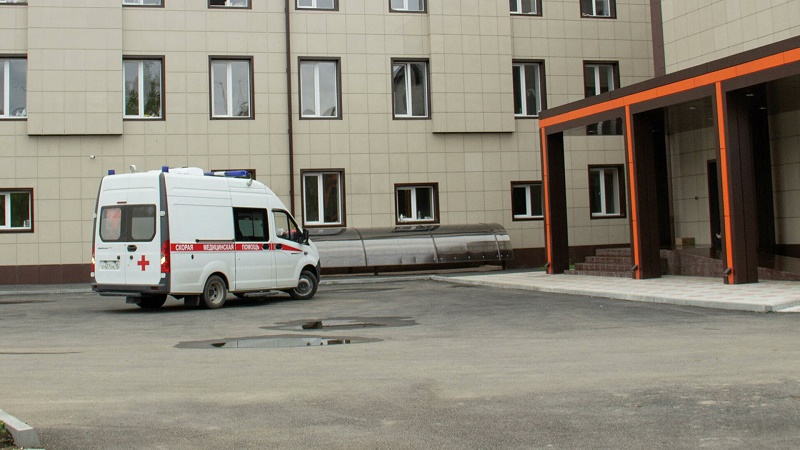 Больница Владикавказа, где погибли пациенты с COVID-19, получит новые аппараты ИВЛ