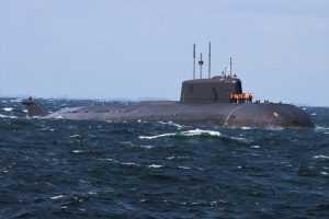 Датские моряки сообщили о потерявшей ход российской подлодке