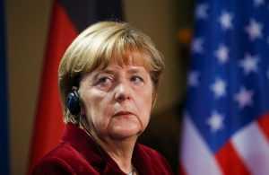 Меркель встретится с Путиным до поездки на Украину