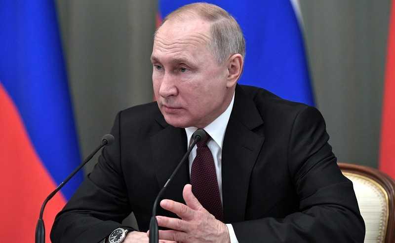 Путин высказал опасения по поводу ситуации в Афганистане