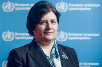 ВОЗ заявила о постепенном снижении числа заболеваний COVID-19 в РФ
