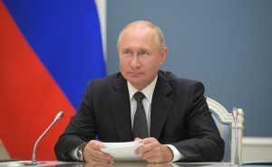 Путин объяснил свою позицию по Афганистану в ходе беседы с президентом Таджикистана