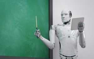 Роботы не заменят учителей – мнение эксперта