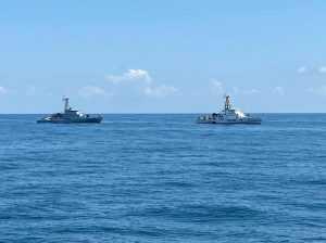 Россия оказалась против подводных учений Украины