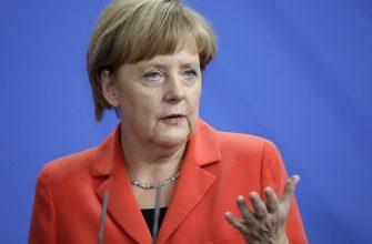 Меркель: К 2045 году Германия откажется от российского газа