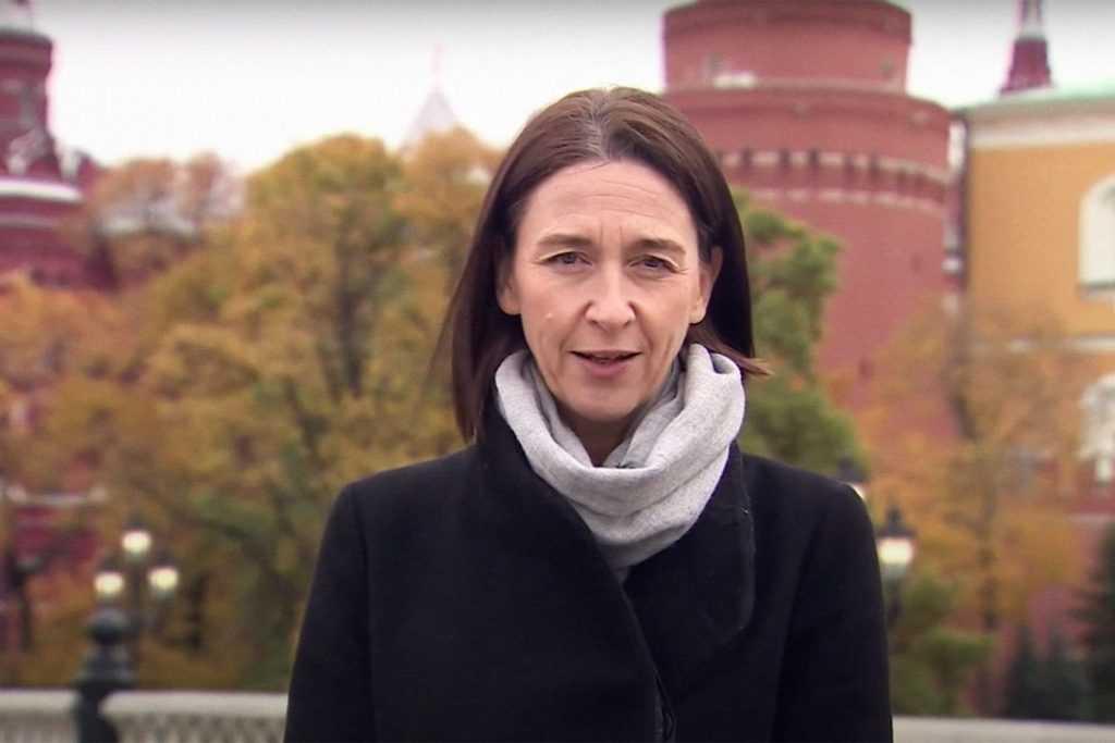 Россия решила не продлевать визу журналистке Би-би-си